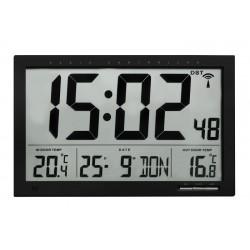 Reloj-calendario Jumbo con temperatura interior y exterior 60.4510.01 Relojes y calendarios 130,00 € 130,00 € 107,44 € 107,44 €