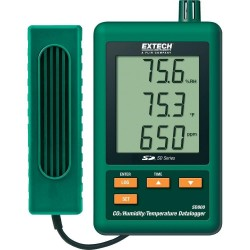 Medidor de C02, temperatura y humedad con descarga de datos. 123728 - 62 Medidores de CO2 y CO 570,00 € 570,00 € 471,07 € 47...