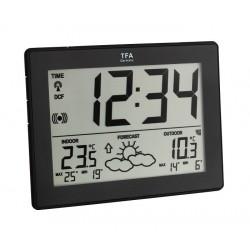 Reloj-calendario con estación meteorológica 35.1125.01.I TFA Domésticas 55,90 € 55,90 € 46,20 € 46,20 €