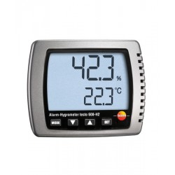Termohigrómetro TESTO 608-H2 con alarma visual