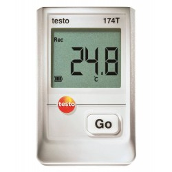 Set testo 174 T - Mini registrador de datos de temperatura