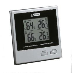 Termohigrómetro con sensor inalámbrico de temperatura y humedad 130406 Termohigrómetros 40,00 € 40,00 € 33,06 € 33,06 €