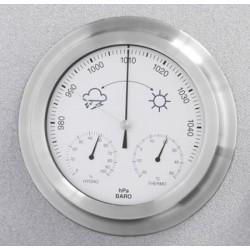 Estación meteorológica analógica redonda 203990 Estaciones Barométricas 45,00 € 45,00 € 37,19 € 37,19 €
