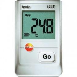 Set Data Logger de temperatura 174-T con certificado ISO 05720561+CR Testo Termómetros certificados norma ISO 303,25 € 303,25...