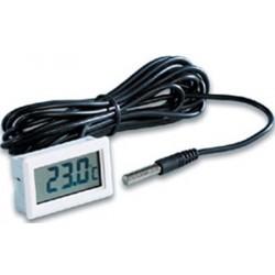 Termómetro Panelable desde -40ºC + 70 ºC. cable 3 mts. 612603 Termómetros digitales 18,00 € 18,00 € 14,88 € 14,88 €