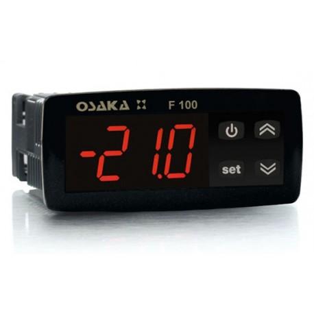 Termostato F100 + sonda NTC 412601 Osaka Reguladores de temperatura 65,35 € 65,35 € 54,01 € 54,01 €