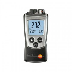 Testo 810 0560 0810 Testo Termómetros infrarrojos y láser 84,70 € 84,70 € 70,00 € 70,00 €